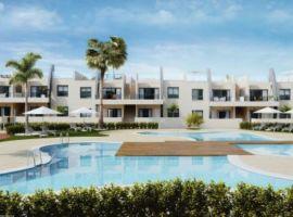 Residential Mil Palmeras Alicante Spain